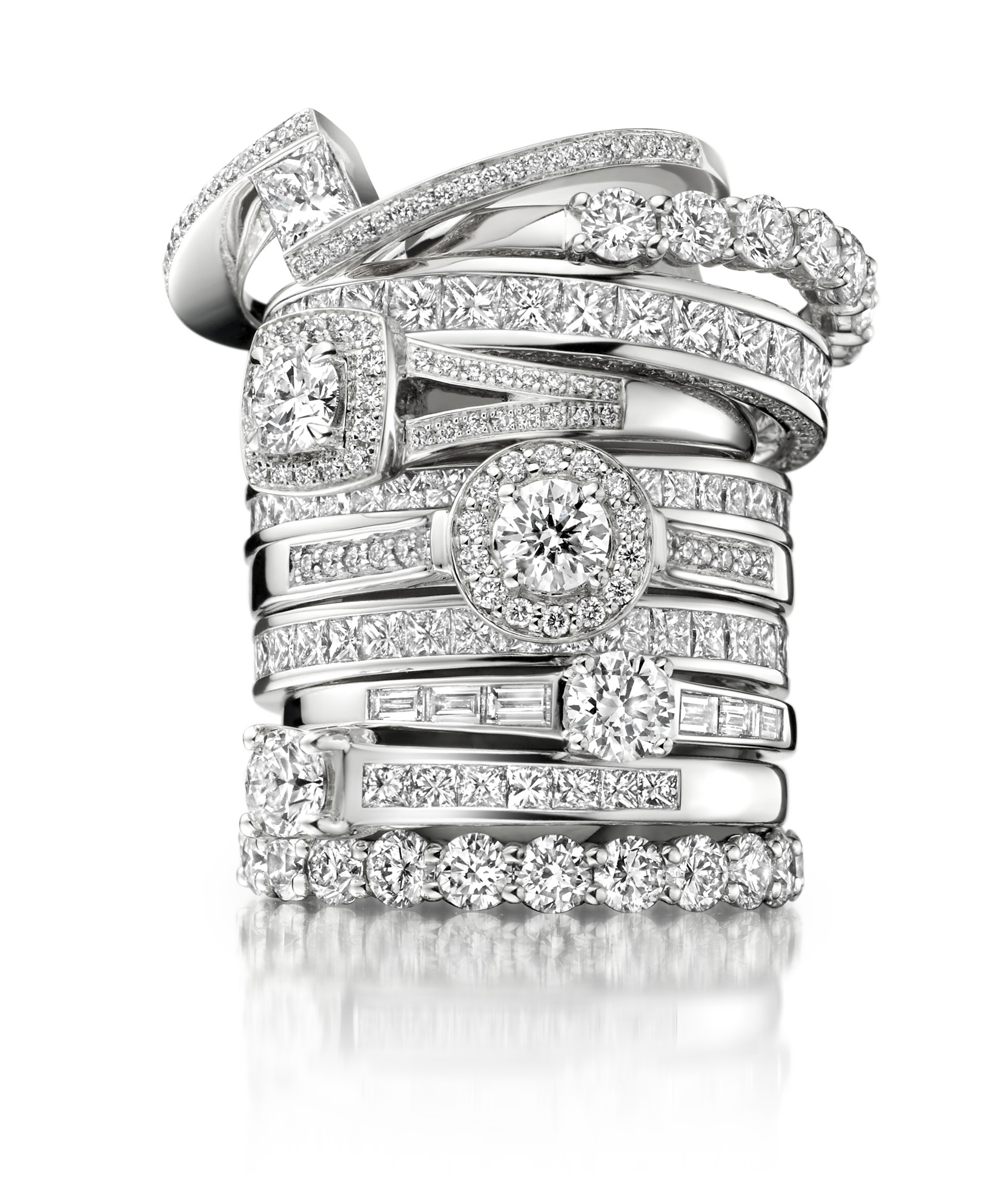 engagement rings big wedding